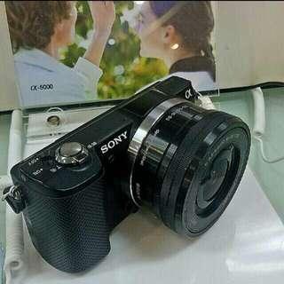 Sony A5000 Kit 16-50mm Mirrorless Kredit Anda Bisa