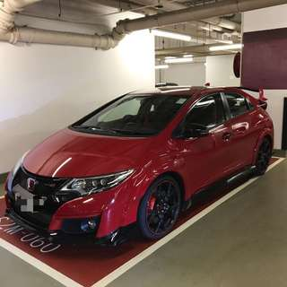 HONDA CIVIC TYPE-R FK2 2016