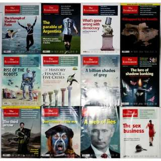 The Economist 2014 Issues