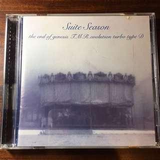 T.M.R.evolution 西川貴教《Suite Season 千禧狂想曲》專輯