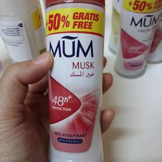 Imported deodorant for women.