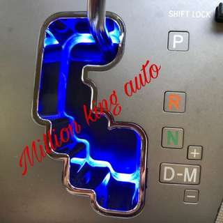 Toyota Estima Gear Shift LED