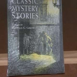 Classic Mystery Stories, Dover Thrift editions