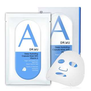 Dr Wu's Hydrating and Moisture Mask