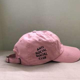 ASSC Pink Weird Cap