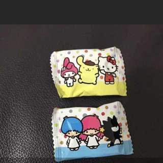 Sanrio 卡通人物果汁軟糖