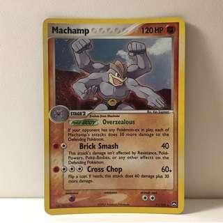Machamp [11/108] - Holo Rare Pokemon Card