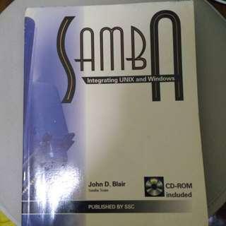 SAMBA-Integrating UNIX and Windows (CD-ROM included)