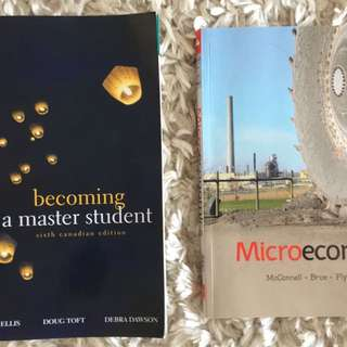 Ryerson BM TEXTBOOKS