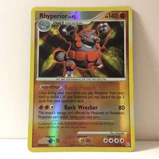 Rhyperior [12/130] - Reverse Holo Rare Pokemon Card
