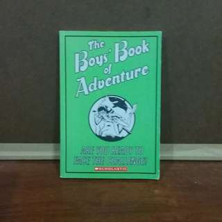 The Boy's Book of Adventure