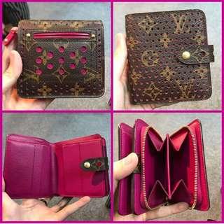 Preloved LV small wallet