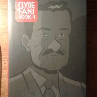 Clyde Fans Book 1 by Seth