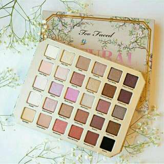 Too Faced Natural Love Eyeshadow