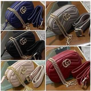 Gucci sling waist bag