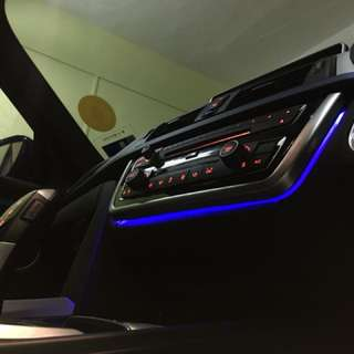 Bmw f30 Light