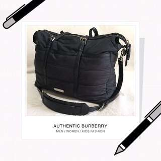 Burberry Abbey Baby Bag with Changing Mat
