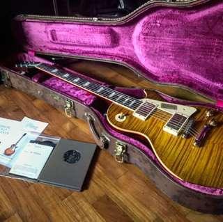 Gibson True Historic 1959 lemonburst