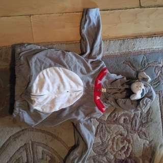 24 months puppy costume