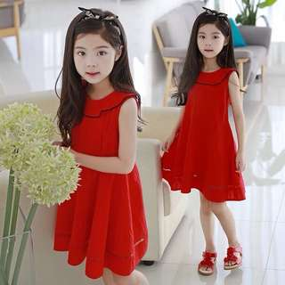 Red Dress, CNY dress