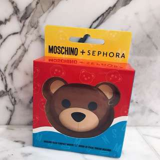 Moschino X Sephora limited edition compact mirror ($28 retail)