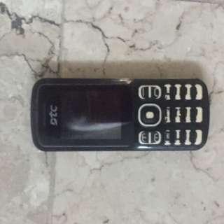 DTC Keypad Phone (Black)