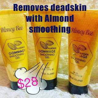 Honey bee venom Smoothing gel