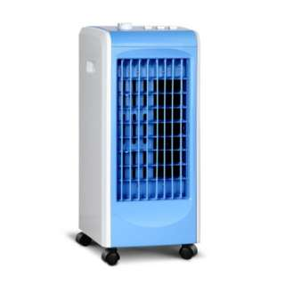 Portable Air Cooler and Humidifier Conditioner White and Blue SKU: EAC-01-BT-BK