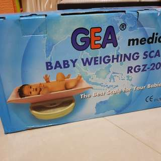 Timbangan Manual baby merk Gea