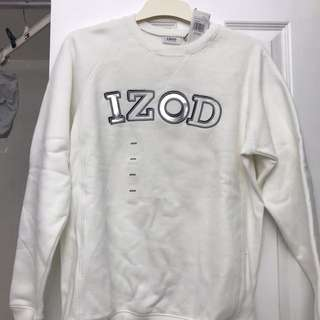 Brand new with tag IZOD sweater size XS