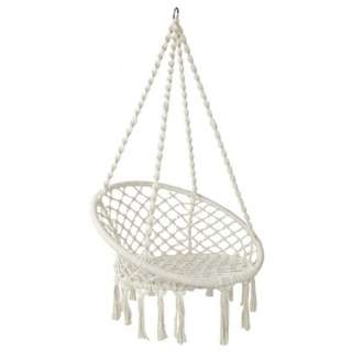 Hammock Swing Chair Cream SKU: HM-CHAIR-SWING-CREAM