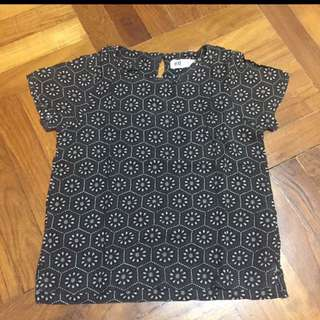 7-8Y歲 H&M 衫(90% new)