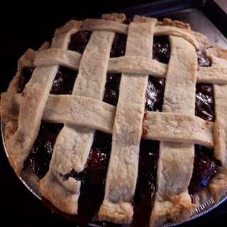 Delicious pies
