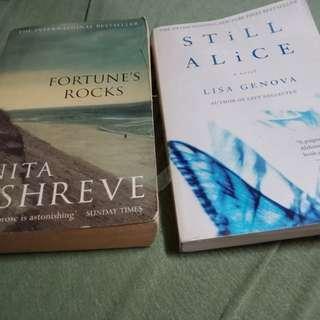 2 Bestseller books for 100