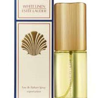 Estée Lauder White Linen Perfume (Brand New & Sealed)