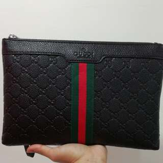 Gucci Controllato clutch bag (unisex)