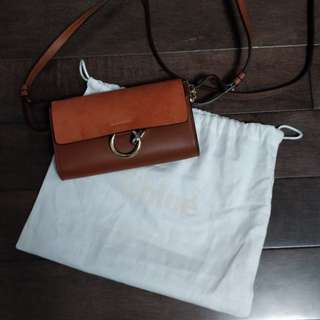 Authentic Chloe Faye Bag