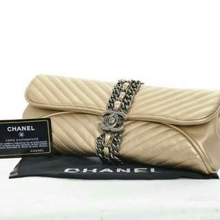 Chanel Evening With Chain