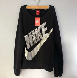 Nike jumper new with tags