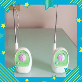 Pre loved baby monitor