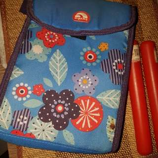 Insulated bag and Ice sticks