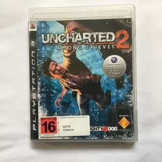 Uncharted 2- PS3