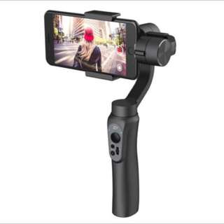 Phone GoPro Stabilizer Holder Video Recording iPhone 8 X Samsung Huawei Xiaomi Travel Sport Smooth Q 3-Axis Handheld Gimbal