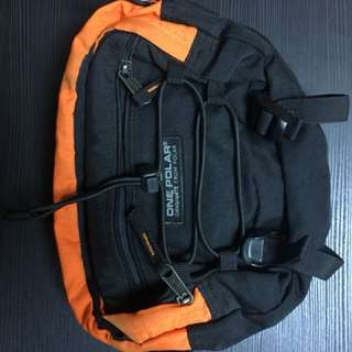 Polar travel pouch