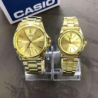 Casio couple