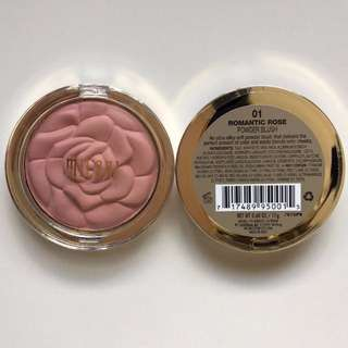 Milani Rose Powder Blush Romantic Rose