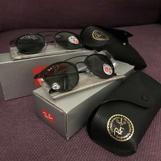 Ray-Ban RB3546 Polarized Sunglasses