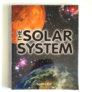 The Solar System by Rosalind Mist (Children Non-Fiction Science)