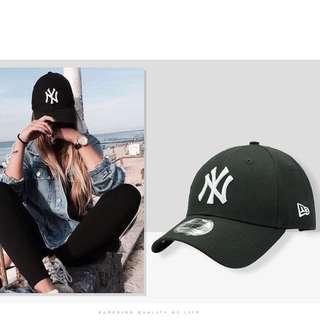 正品New Era MLB NY棒球帽 cap帽