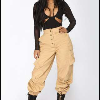 Fashion Nova Cargo Pants